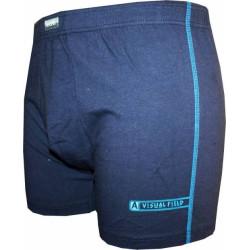 Pánské boxerky Andrie tmavě modré (PS 5086 D)