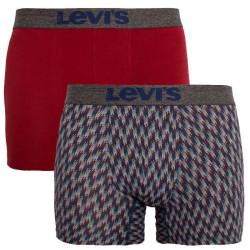 2PACK pánské boxerky Levis vícebarevné (100000514 001)