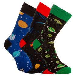 3PACK ponožky Bellinda vícebarevné (BE491004-306)