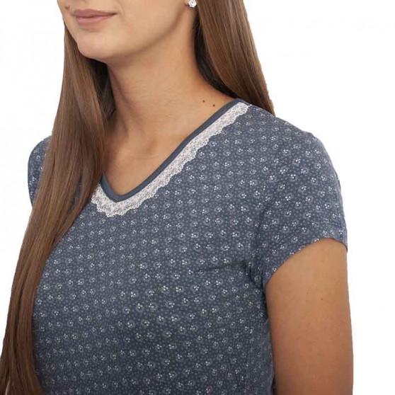 Dámská noční košile Cocoon Secret šedá (COC3071-KG)