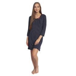 Dámská noční košile Cocoon Secret černá (COC3043-YKS)
