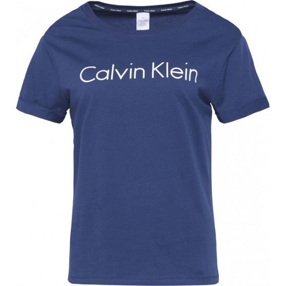 Pánské tričko Calvin Klein tmavě modré (NM1129E-8SB)