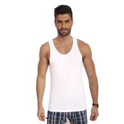 2PACK pánské tílko Calvin Klein bílé (NB1099A-100)