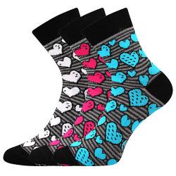 3PACK ponožky BOMA vícebarevné (Ivana 59)