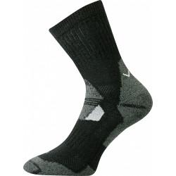 Ponožky VoXX merino černé (Stabil)