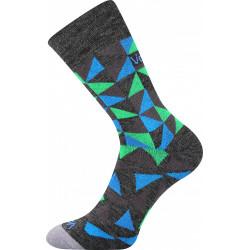 Ponožky VoXX tmavě šedé (Matrix)