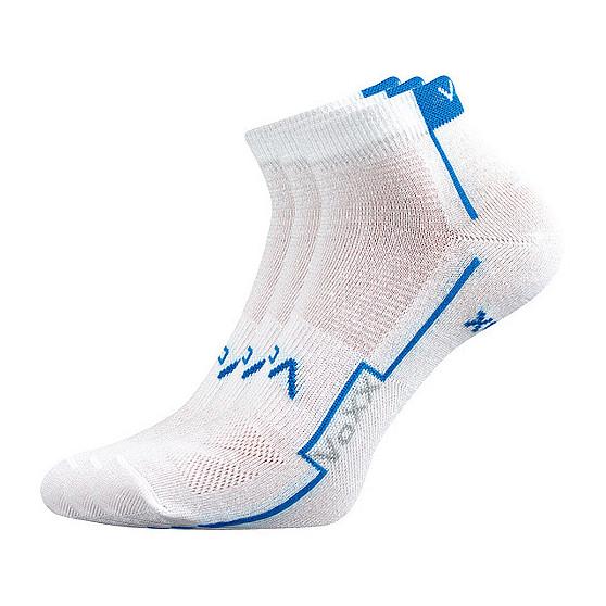 3PACK ponožky VoXX bílé (Kato)
