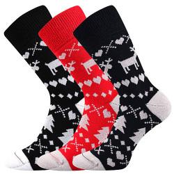 3PACK ponožky Voxx vícebarvné (Nord)