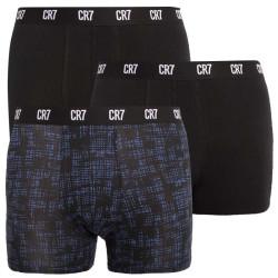 3PACK pánské boxerky CR7 vícebarevné (8110-49-709)