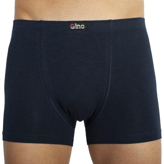 Pánské boxerky Gino modré (73068)