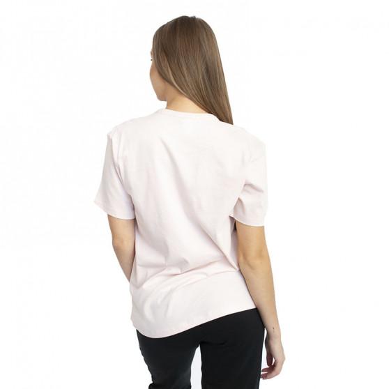 Dámské tričko Calvin Klein růžové (QS6105E-2NT)