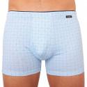 Pánské boxerky Andrie světle modré (PS 5334 D)