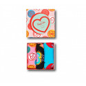 3PACK ponožky Happy Socks I Love You Gift Box (XLOV08-0100)