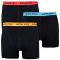 3PACK pánské boxerky Bjorn Borg černé (2031-1372-90651)