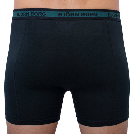 7PACK pánské boxerky Bjorn Borg černé (2031-1283-90651)