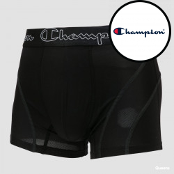 Pánské boxerky Champion černé (Y0AAW)