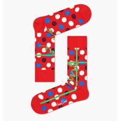 Ponožky Happy Socks Christmas Gift Sock (CHG01-4300)