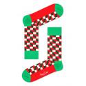 Ponožky Happy Socks Filled Optic Sock (FIO01-4350)