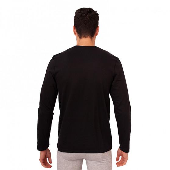 Pánské triko Calvin Klein černé (NM1345E-001)