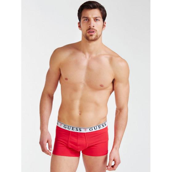 3PACK pánské boxerky Guess vícebarevné (U97G01JR003-FQ90)