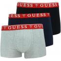 3PACK pánské boxerky Guess vícebarevné (U97G01JR003-HE90)