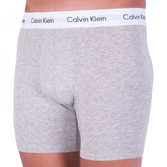 3PACK pánské boxerky Calvin Klein vícebarevné (NB1770A-MP1)