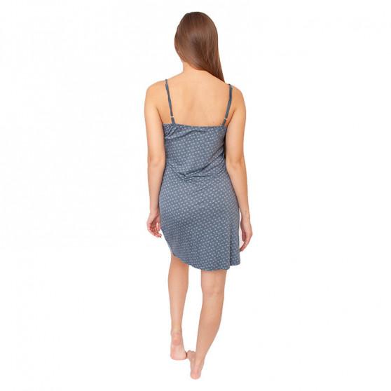 Dámská noční košile Cocoon Secret šedá (COC3071-AG)