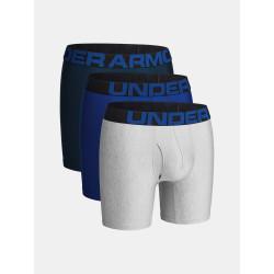 3PACK pánské boxerky Under Armour vícebarevné (1363620 408)