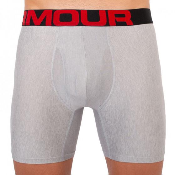 3PACK pánské boxerky Under Armour nadrozměr vícebarevné (1363620 002)