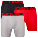 3PACK pánské boxerky Under Armour vícebarevné (1363620 002)