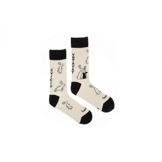 Veselé ponožky Fusakle bob a bobek (--0524)