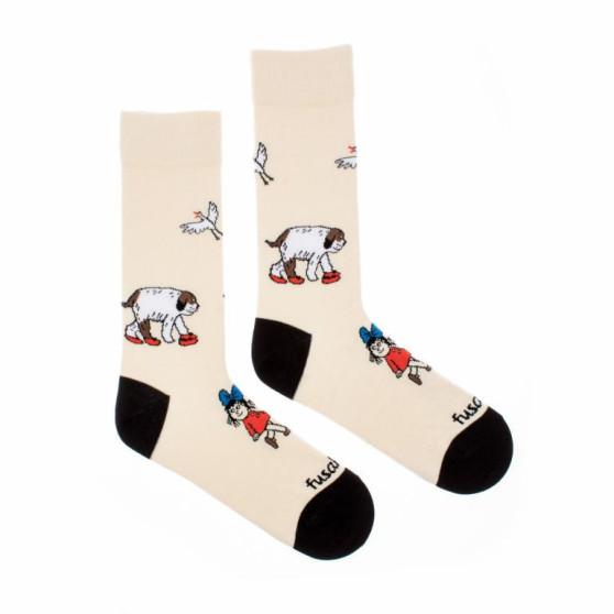 Veselé ponožky Fusakle maxipes Fík (--0745)