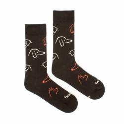 Veselé ponožky Fusakle pozor pes (--0931)