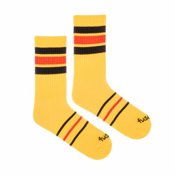 Veselé ponožky Fusakle retráč slunce (--1081)