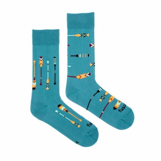 Veselé ponožky Fusakle splavujeme (--0928)