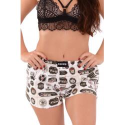 Dámské trenky Emes rock music (032)
