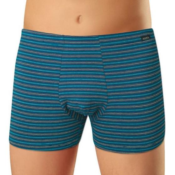 Pánské boxerky Andrie modré (PS 5376 A)