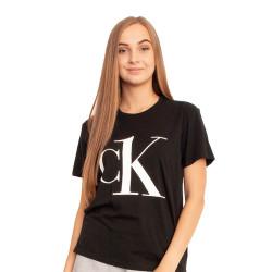 Dámské tričko CK ONE černé (QS6436E-3WX)