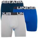 3PACK pánské boxerky Under Armour nadrozměr vícebarevné (1363617 400)