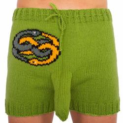 Ručně pletené trenky Infantia (PLET212)