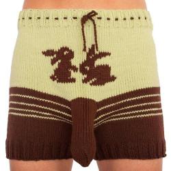 Ručně pletené trenky Infantia (PLET216)