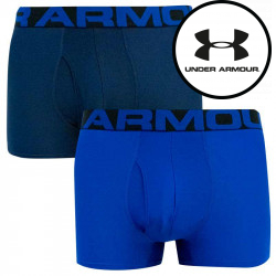 2PACK pánské boxerky Under Armour modré (1363618 400)
