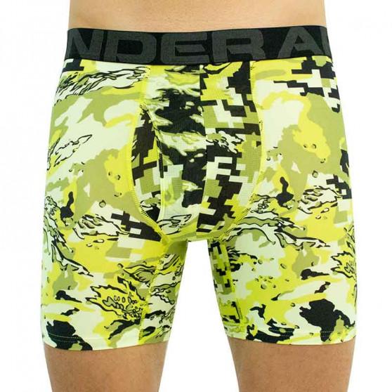 2PACK pánské boxerky Under Armour zelené (1363621 394)