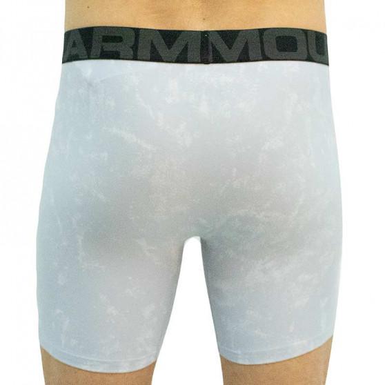 2PACK pánské boxerky Under Armour šedé (1363621 011)