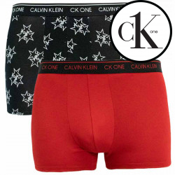 2PACK pánské boxerky CK ONE vícebarevné (NB2670A-AM3)
