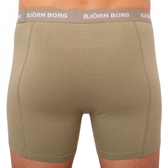 5PACK pánské boxerky Bjorn Borg vícebarevné (2031-1041-81421)