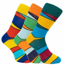 3PACK ponožky crazy Bellinda vícebarevné (1004-307 C)