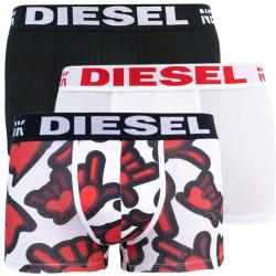 3PACK pánské boxerky Diesel vícebarevné (00ST3V-0SBAS-E5334)