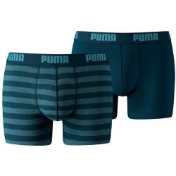 2PACK pánské boxerky Puma vícebarevné (591015001 162)