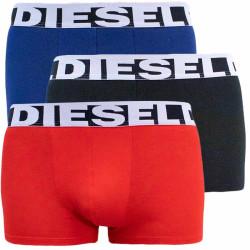 3PACK pánské boxerky Diesel vícebarevné (00SAB2-0PAWE-E5066)